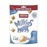 animonda Milkie Knusperkissen Fresh | 6X 120g Katzensnack