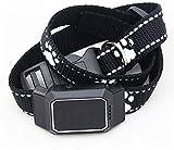 kaixinyg Ultimativer Gesundheits- und Ortungs-Tracker für Haustiere, Haustier-Tracker, GPS-Halsbänder für Katzen, Hunde, Geräte, Kinder, wasserdicht, blau, ≥ 1000 Stück