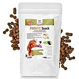 DOGS-HEART PARATIC Snack 250g   Natürlicher Schutz - Snack für Hunde mit Schwarzkümmelöl und Kokosöl   Premium Hunde Leckerli   natürlich, beruhigt & entspannt