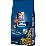 Brekkies Delice Katzen Lachs Thunfisch Kroketten und Lã © Gumes 1.5kg (3er-Pack) 1