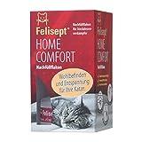 Felisept Home Comfort Entspannungsmittel Nachfüllflakon 45ml - Mit natürlicher Katzenminze - Beruhigungsmittel für Katzen - Von Tierärzten empfohlen - Wohlbefinden & Entspannung für Katzen