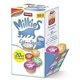 Animonda Milkie Variety   4 x 20x15g Milch-Snack für Katzen