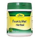 cdVet InsektoVet Herbal 250 g - natürliche Nahrungsergänzung für Hunde mit Vitaminen, Mineralstoffen und Spurenelementen zur Unterstützung des Hautstoffwechsels und Abwehrfunktion der Haut