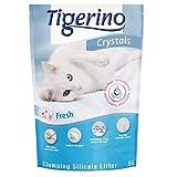 Tigerino Crystals Fresh Katzenstreu Klumpstreu