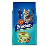 Affinity Brekkies mit Lachs Thunfisch Gemüse und Getreide Katzenfutter - 1,5 kg.