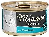 Miamor Pastete Thunfisch 12 x 85g