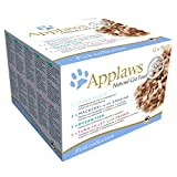 Applaws Cat Tin 4x70g Multipack Fish Selection