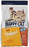 Happy Cat Indoor Adult Atlantik-Lachs, 1er Pack (1 x 1.4 kg)