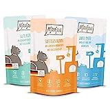 MjAMjAM MjAMjAM - Mixpaket IV 4*Huhn, 4*Ente & Geflügel, 4*Pute 12 x 125g, 1er Pack (1 x 1.5 kilograms)
