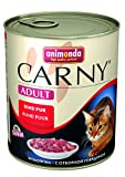 Animonda Carny  Adult Rind pur 6 x 800 g Dose