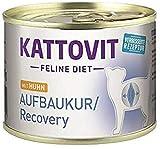 Kattovit Feline Diet Aufbaukur/Recovery Huhn 12x185g