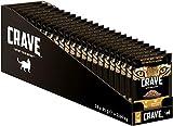 CRAVE Katzenfutter - getreidefreies, proteinreiches Nassfutter Pastete mit Huhn & Truthahn, 24 Portionsbeutel (24 x 85g), 2040 g