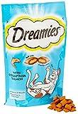 DREAMIES Katze behandelt mit Lachs 60g(8er Pack)