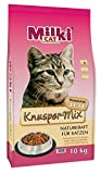 Milki Cat® Knusper Mix, Katzentrockenfutter, 10 kg