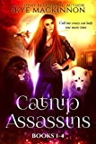 Catnip Assassins: Books 1-4 (Catnip Assassins Files Book 1) (English Edition)