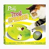 Catit Play Snack Karussel, interaktives Spielzeug für Katzen, 18,5cm