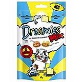 Dreamies Katzensnack Mix mit Lachs und Käse 6er Pack (6 x 60g)