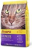 JOSERA Culinesse (1 x 2 kg) | Katzenfutter mit Lachsöl | Super Premium Katzenfutter für ausgewachsene Indoor und Outdoor Katzen | 1er Pack