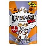 Dreamies Katzensnack Mix mit Huhn und Ente 6er Pack (6 x 60g)