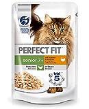 Perfect Fit Senior Pute | 12x 85g Katzennassfutter ab 7 Jahre