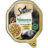 Sheba Nature´s Collection in Sauce - Natürliches und hochwertiges Katzen Nassfutter - Huhn - 22 x 85G