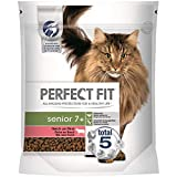 PERFECT FIT Cat Senior 7+ reich an Rind | 750g Katzenfutter tocken