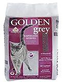 pet-earth Golden Grey Master Katzenstreu mit Babypuderduft 2x14kg