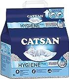 Catsan Hygiene Plus Katzenstreu Hygienestreu, 1x9L