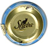 Sheba Kuppel mit Thunfisch 80 g (12 Stück)