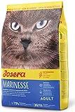 JOSERA Marinesse (1 x 400 g)   Lachs, Kartoffel und Erbse als ausgesuchte Proteinquelle   für anspruchtsvolle Katzen   hypoallergenes Katzenfutter   Super Premium Trockenfutter   1er Pac