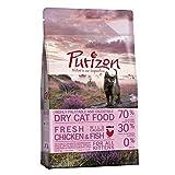 Purizon Premium Trockenfutter für Kätzchen mit Huhn und Fisch, 6,5 kg