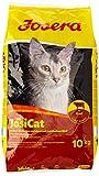 JosiCat Tasty Beef (1 x 10 kg)   Premium Trockenfutter für ausgewachsene Katzen   Katzenfutter   powered by JOSERA   1er Pack