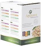 Applaws Katze Lebensmittel Brühe Beutel 12x70g Multipack - Huhn