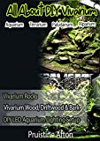 All About DIY Vivarium (Aquarium,Terrarium,Paludarium and Riparium) (English Edition)