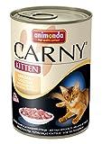 Animonda Carny Kitten Geflügel Cocktail 6 x 400 g Dose