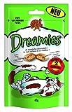 Dreamies Snacks mit Pute, 3er Pack (3 x 60 g)