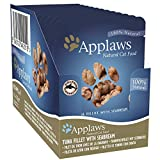 Applaws Cat Pouch 12x70g Tuna with Seabream