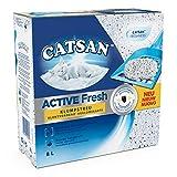 Catsan Active Fresh Katzenstreu, klumpend, 8 Liter