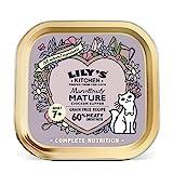 Lily's Kitchen Katzentoilette für feuchtes Katzenfutter, 85 g, 19 Stück