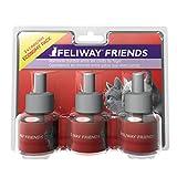 FELIWAY Friends Recharges Pour Diffuseur 3 x 48ml