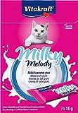 Vitakraft Katzensnack Milky Melody Pur, 1x 70g