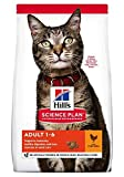 Hills Science Plan 6291 Hills Feline Adult Huhn 15kg - Katzenfutter