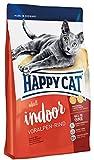 Happy Cat Indoor Adult Voralpen-Rind, 1er Pack (1 x 1.4 kg)