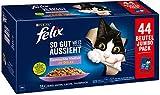 FELIX Katzennassfutter So gut wie es aussieht in Gelee Gemischte Vielfalt 44 x 85 g
