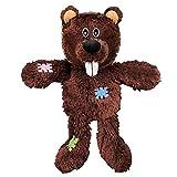 Europet Bernina 304427712 Hundespielzeug Plüsch Knot Nuts Bear, 26 cm