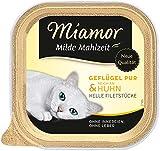 Miamor Milde Mahlzeit Geflügel Pur & Huhn 16 x 100g