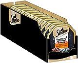 Sheba Katzenfutter Nassfutter Empfehlung der Saison / Wechselnde Geschmackssorten je nach Saison, 22 Schalen (2 x 11 x 85 g)