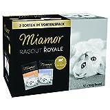 Miamor Ragout Royale in Jelly Kitten Multibox, 4er Pack (4 x 1.2 kg)