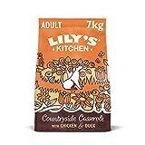 Lily's Kitchen Vollwertiges Trockenfutter mit Huhn und Ente für ausgewachsene Hunde (7kg)