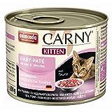 animonda Cat Dose Carny Kitten Baby-Paté | 6x200g